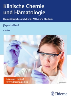 Klinische Chemie und Hämatologie von Hallbach,  Jürgen