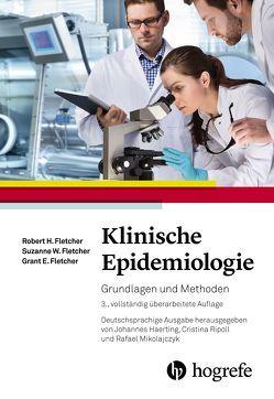 Klinische Epidemiologie von Fletcher,  Grant E., Fletcher,  Robert H, Fletcher,  Suzanne W, Haerting,  Johannes