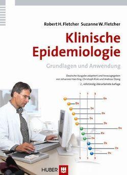 Klinische Epidemiologie von Fletcher,  Robert H, Fletcher,  Suzanne W, Haerting,  Johannes, Rink,  Christoph, Stang,  Andreas