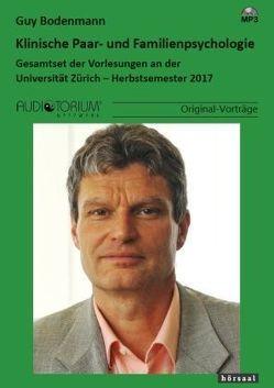 Klinische Paar- und Familienpsychologie von Bodenmann,  Guy