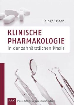 Klinische Pharmakologie von Balogh,  Annegret, Haen,  Ekkehard