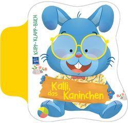 Klipp-Klapp-Buch Kalli, das Kaninchen
