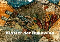 Klöster der Bukowina (Wandkalender 2018 DIN A4 quer) von stegen,  joern
