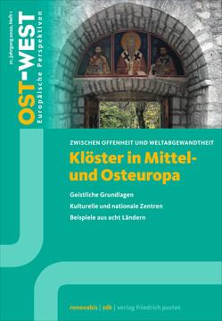 Klöster in Mittel- und Osteuropa von OST-WEST,  Europäische Perspektiven, Renovabis e.V.,  Zentralkomitee der deutschen Katholiken
