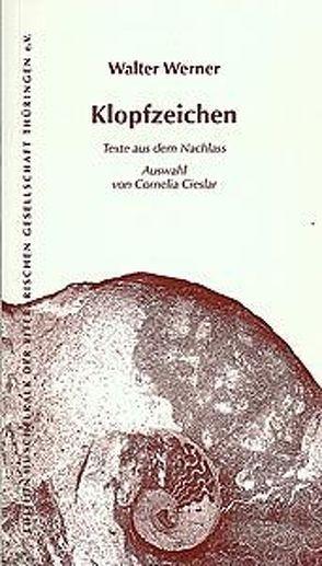 Klopfzeichen von Werner,  Walter