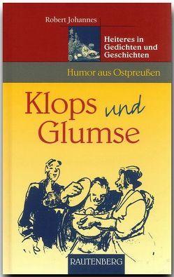 Klops und Glumse von Johannes,  Robert, Lindt,  Marion