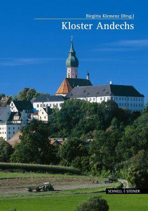Kloster Andechs von Brandl,  Anton J., Klemenz,  Birgitta, v. d. Mülbe,  Wolf-Christian