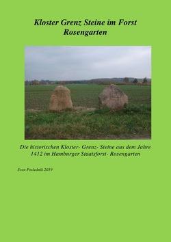 Kloster Grenz Steine im Forst Rosengarten von K.,  Sven