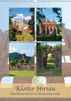 Kloster Hirsau-Benediktinerkloster im Nordschwarzwald (Wandkalender 2018 DIN A3 hoch) von Eisold,  Hanns-Peter