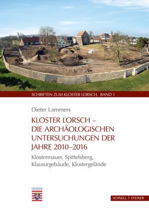 Kloster Lorsch von Lammers,  Dieter