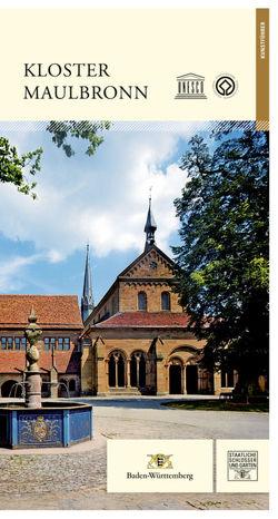 Kloster Maulbronn von Mueller,  Carla, Staatliche Schlösser und Gärten Baden-Württemberg, Staatsanzeiger-Verlag, Stober,  Karin