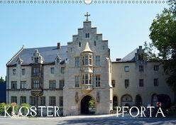 KLOSTER PFORTA (Wandkalender 2018 DIN A3 quer) von Gerstner,  Wolfgang