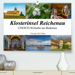 Klosterinsel Reichenau – UNESCO-Welterbe am Bodensee (Premium, hochwertiger DIN A2 Wandkalender 2020, Kunstdruck in Hochglanz) von Di Chito,  Ursula