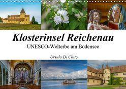 Klosterinsel Reichenau – UNESCO-Welterbe am Bodensee (Wandkalender 2019 DIN A3 quer) von Di Chito,  Ursula