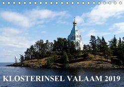 KLOSTERINSEL VALAAM 2019 (Tischkalender 2019 DIN A5 quer) von Henning von Löwis of Menar,  Dr.