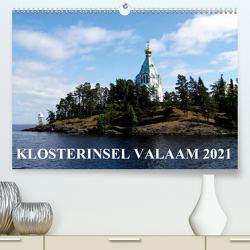 KLOSTERINSEL VALAAM 2021 (Premium, hochwertiger DIN A2 Wandkalender 2021, Kunstdruck in Hochglanz) von Henning von Löwis of Menar,  Dr.