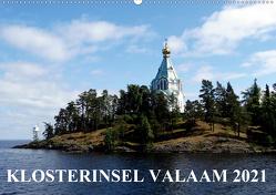 KLOSTERINSEL VALAAM 2021 (Wandkalender 2021 DIN A2 quer) von Henning von Löwis of Menar,  Dr.