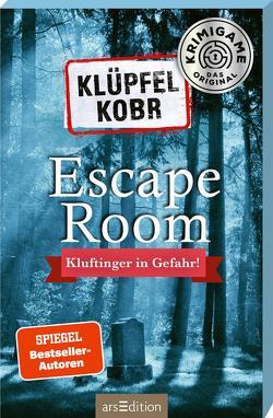 Klüpfel Kobr: Kluftinger in Gefahr. Ein Escape-Room-Spiel mit Kommissar Kluftinger