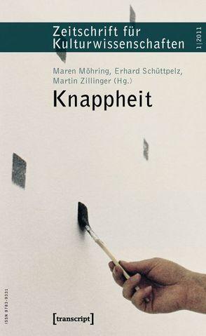 Knappheit von Möhring,  Maren, Schüttpelz,  Erhard, Zillinger,  Martin
