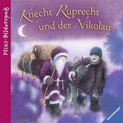 Knecht Ruprecht und der Nikolaus von Pfister,  Marcus, Siegenthaler,  Kathrin