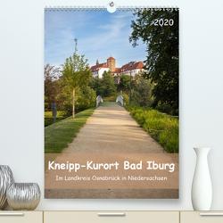 Kneipp-Kurort Bad Iburg (Premium, hochwertiger DIN A2 Wandkalender 2020, Kunstdruck in Hochglanz) von Rasche,  Marlen