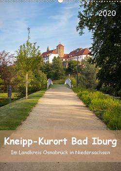 Kneipp-Kurort Bad Iburg (Wandkalender 2020 DIN A2 hoch) von Rasche,  Marlen