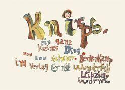 Knirps, ein ganz kleines Ding von Scheper,  Renate, Scheper-Berkenkamp,  Lou