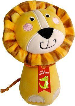 Knisterfigur: Lieber Löwe von Mußenbrock,  Anne