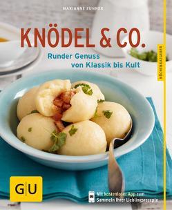 Knödel & Co. von Zunner,  Marianne