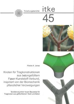 Knoten für Tragkonstruktionen aus betongefülltem Faser-Kunststoff-Verbund, inspiriert von der Biomechanik pflanzlicher Verzweigungen von Jonas,  Florian Alexander