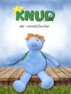 Knud, der Umweltforscher (blau)