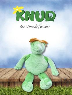 Knud der Umweltforscher (grün)