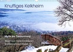 Knuffiges Kelkheim – Idylle am Taunushang (Wandkalender 2019 DIN A3 quer) von Rodewald CreativK.de,  Hans