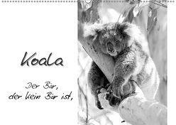 Koala Ein Bär, der kein Bär ist (Wandkalender 2019 DIN A2 quer) von Drafz,  Silvia