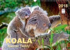 Koala – kleiner Teddy (Wandkalender 2018 DIN A3 quer) von Roder,  Peter