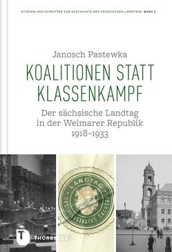 Koalitionen statt Klassenkampf von Pastewka,  Janosch