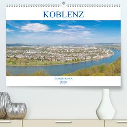 Koblenz Impressionen (Premium, hochwertiger DIN A2 Wandkalender 2020, Kunstdruck in Hochglanz) von Stock,  pixs:sell@Adobe