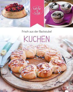Koch-Bar & Ess-Bar – Frisch aus der Backstube! Kuchen