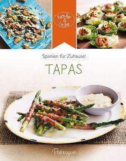 Koch-Bar & Ess-Bar – Spanien für Zuhause! Tapas