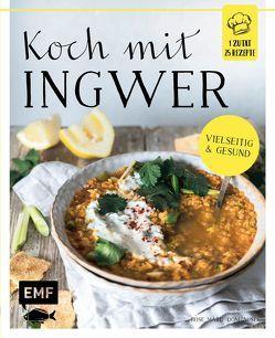 Koch mit – Ingwer von Donhauser,  Rose Marie