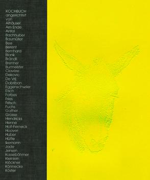 Kochbuch von Bee,  Andreas, Fritsch,  Katharina, Große,  Katharina, Megert,  Christian, Uecker,  Günther