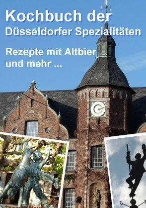 Kochbuch der Düsseldorfer Spezialitäten von Meyer,  Thomas