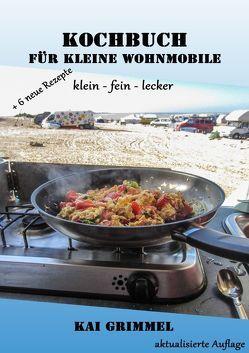 Kochbuch für kleine Wohnmobile von Grimmel,  Kai