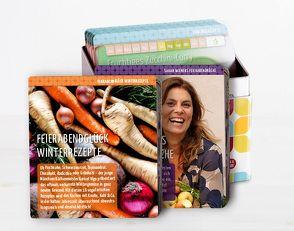 Kochbuch-Set: Sarah Wiener und Winterrezepte