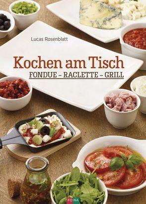 Kochen am Tisch von Rosenblatt,  Lucas