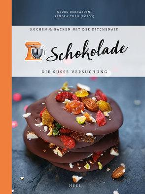 Kochen & Backen mit der KitchenAid: Schokolade von Bernardini,  Georg, Then,  Sandra