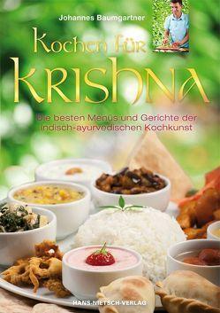 Kochen für Krishna von Baumgartner,  Johannes
