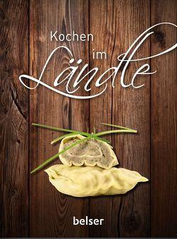 Kochen im Ländle von Guggenberger,  Johannes, Wager,  Wulf