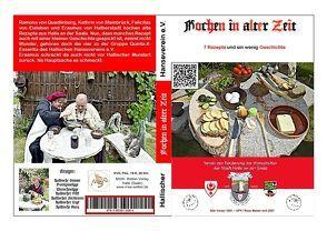 Kochen in alter Zeit von Waldow,  Michael, Waldow,  Sylvia