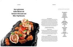 Kochen ist Leben von Rommel,  Boris, Sapara,  Stefanie, Senghaas,  Jürgen